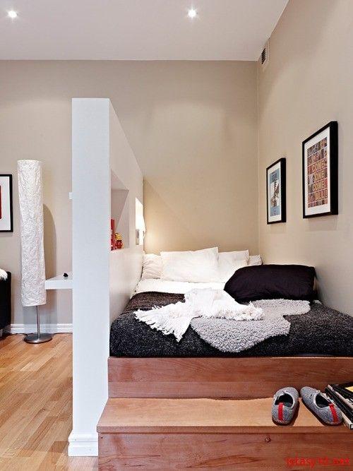 imgbd  kleine slaapkamer creatief inrichten  de laatste, Meubels Ideeën