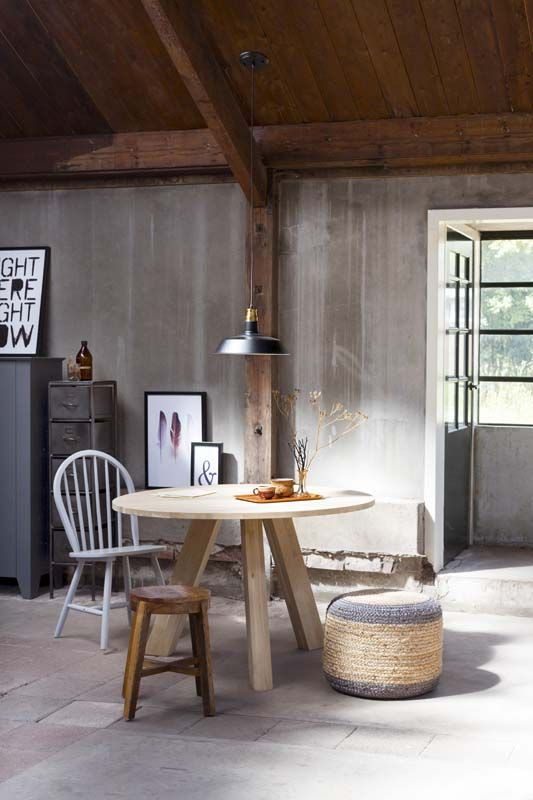 Interieur woonkamer kleuren interieur insider - Interieur eigentijds houten huis ...