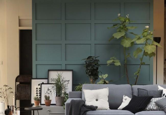 kleur interieur met muur Archieven - Interieur Insider