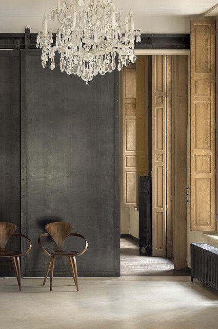 Kroonluchter in interieur interieur insider for Bekende nederlandse interieur designers