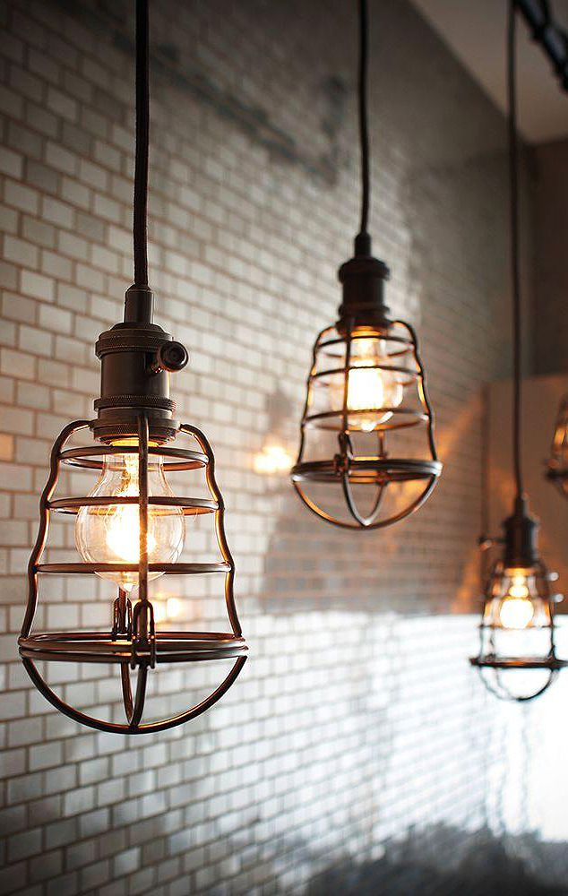 Gezellige lampen for Kleine industriele hanglamp