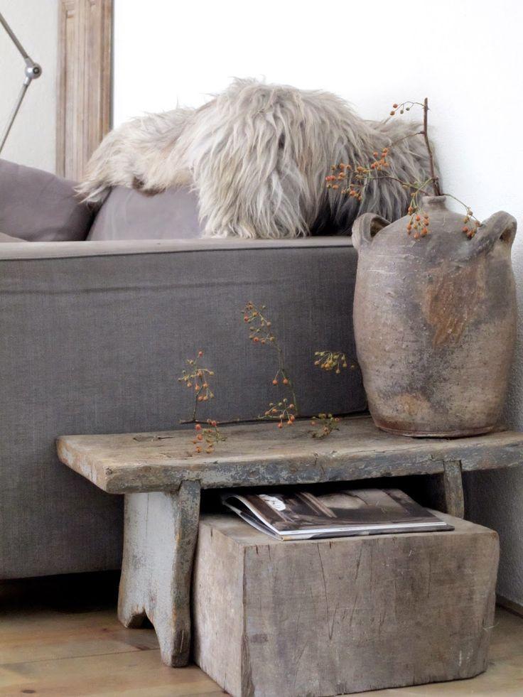 Bijzettafels landelijke stijl bijzettafels salontafels for Landelijke interieur ideeen