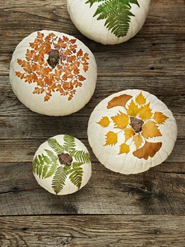 leavy-decoupage-pumpkins