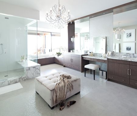 Luxe badkamer voorbeelden interieur insider for Interieur voorbeelden