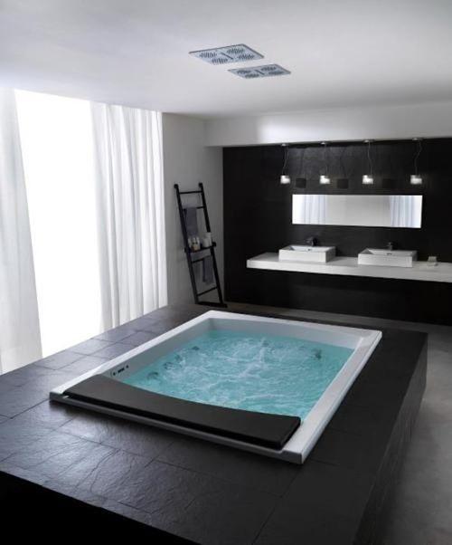 badkamer inspiratie luxe