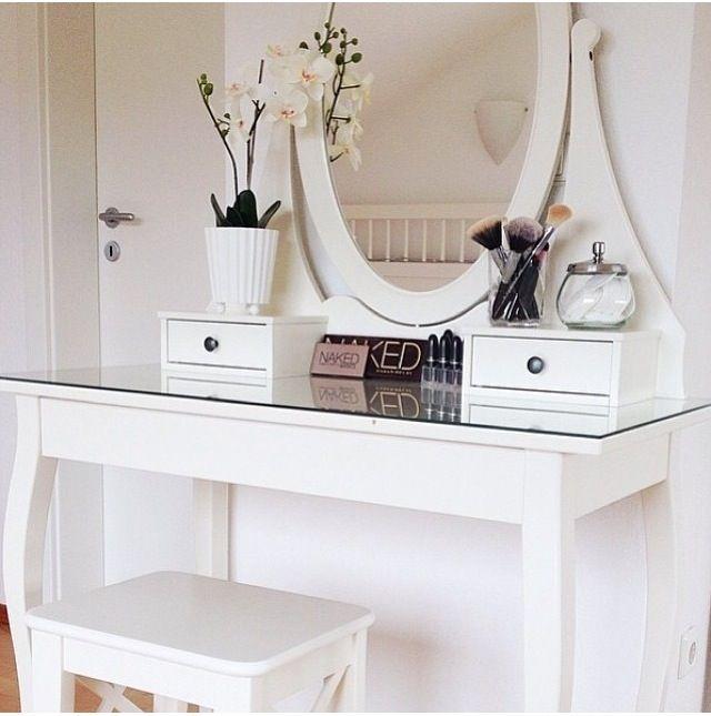 Make Up Tafels Interieur Insider