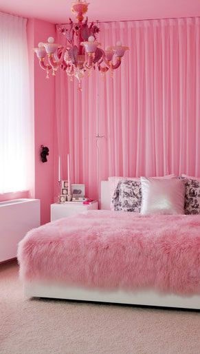 meisjes slaapkamer - interieur insider, Deco ideeën