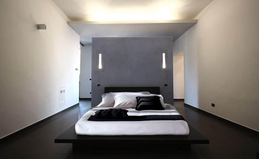 Zen Interieur Slaapkamer : Minimalist Platform Bed Ideas