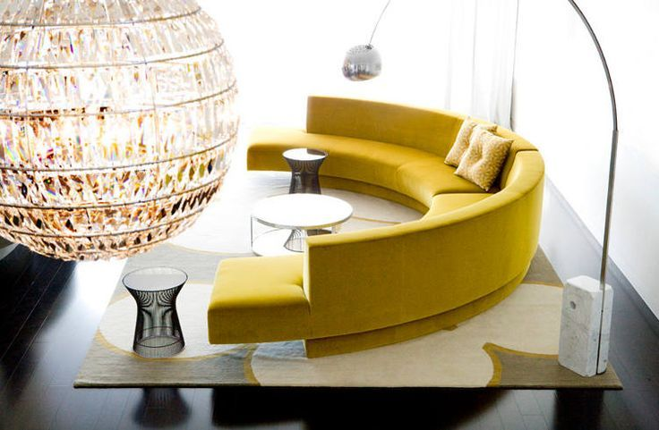 mustard-curved-sofa