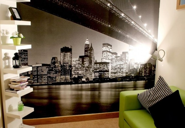New York Kamer Accessoires : Industriële inrichting - Interieur ...
