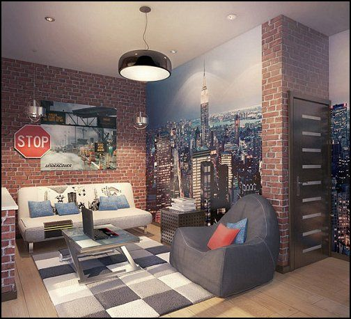 New York kamer — InteriorInsider.nl