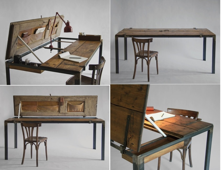 old-door-desk