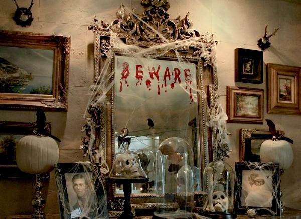 Halloween decoratie interieur insider - Versier het huis ...