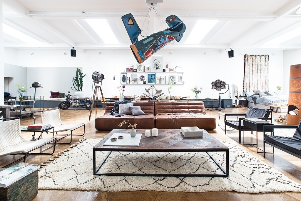 The Loft in Amsterdam