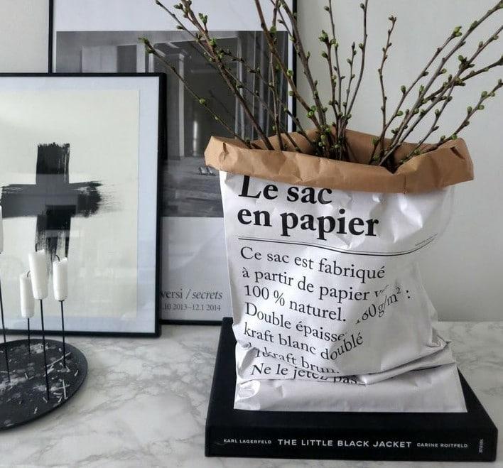 Le sac en papier kopen