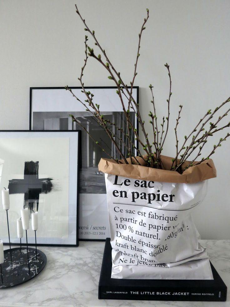 Le sac en papier kopen interieur insider for Sac en papier