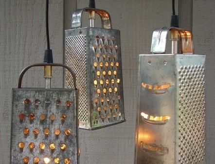 Keuken lamp