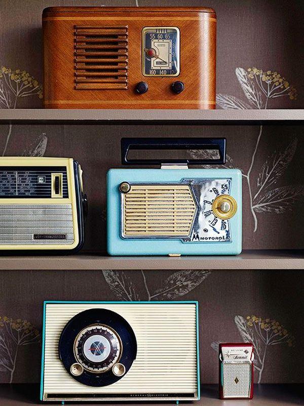 Vintage woonaccessoires interieur insider - Accessoire retro ...