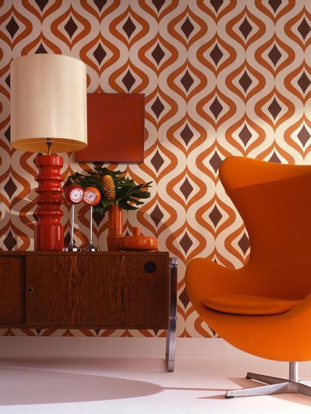 Retro interieur — InteriorInsider.nl