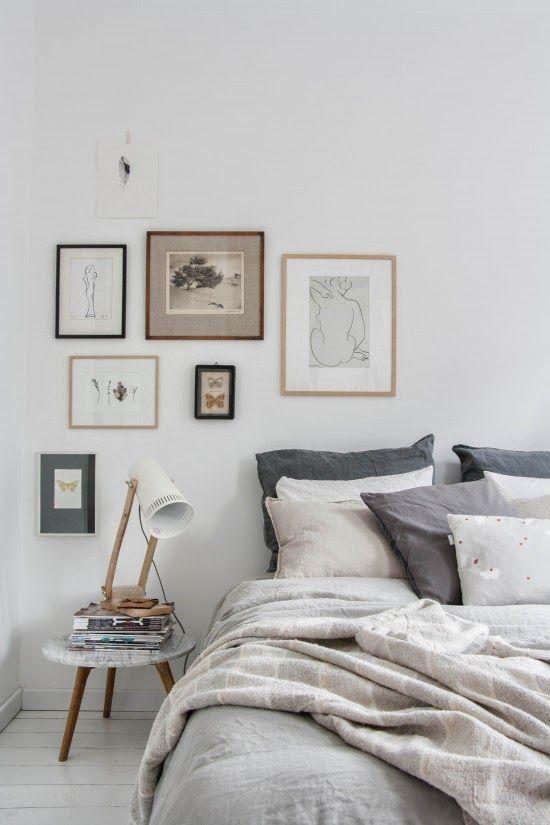 Slaapkamer Ideeen Lila.Scandinavische Slaapkamer Interiorinsider Nl