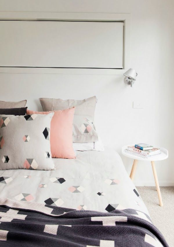Scandinavische slaapkamer  u2014 InteriorInsider nl