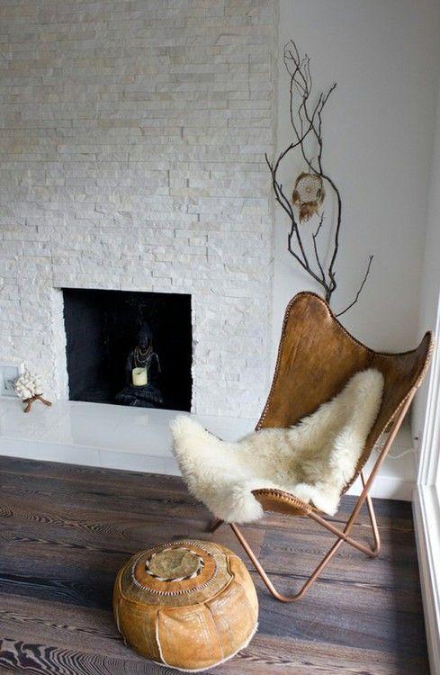 Schapenvacht In Huis Interieur Insider
