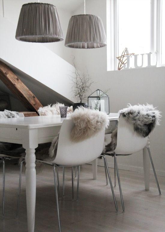 Schapenvacht in huis - Interieur Insider