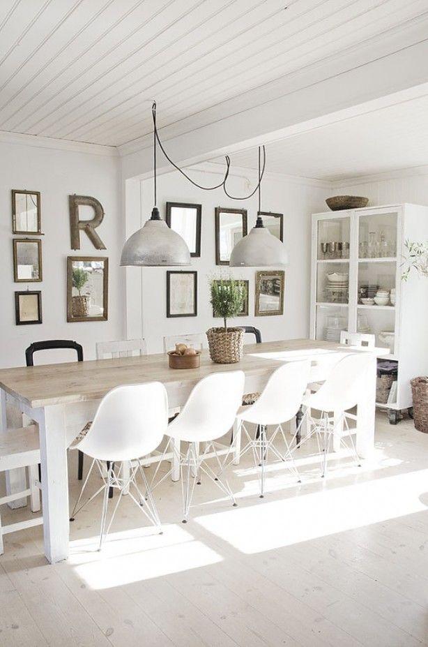 Spiegel in woonkamer - Interieur Insider
