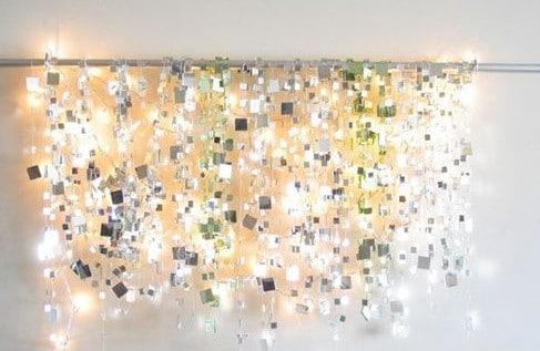 Spiegel lampjes