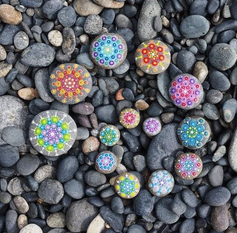 Decoratieve stenen