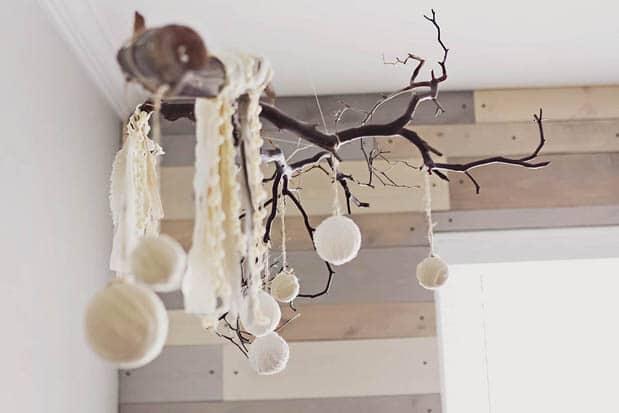 Babykamer Decoratie Ideeen : Babykamer landelijke stijl - Interieur ...