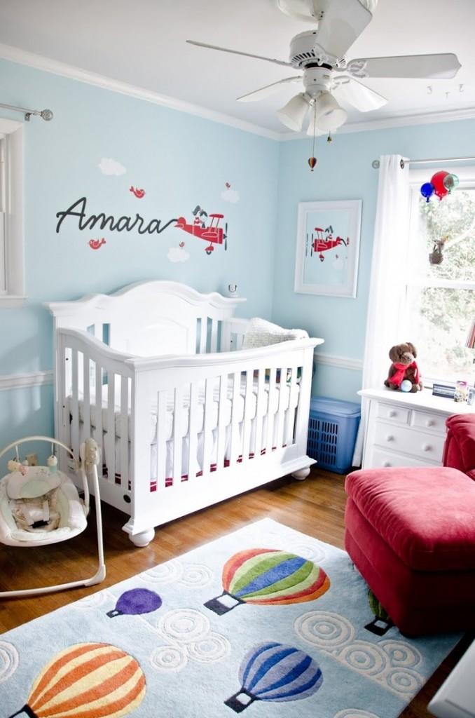 themed-nursery-room-hot-air-ballons