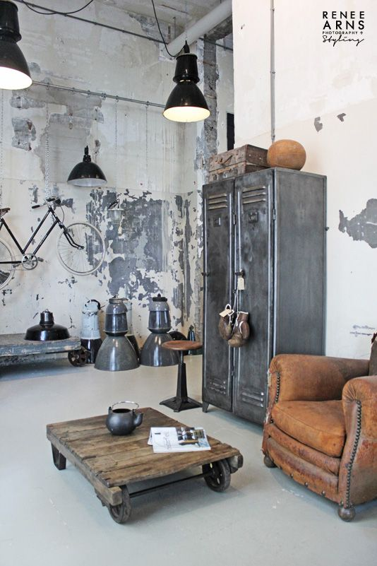 Vintage interieur — InteriorInsider.nl