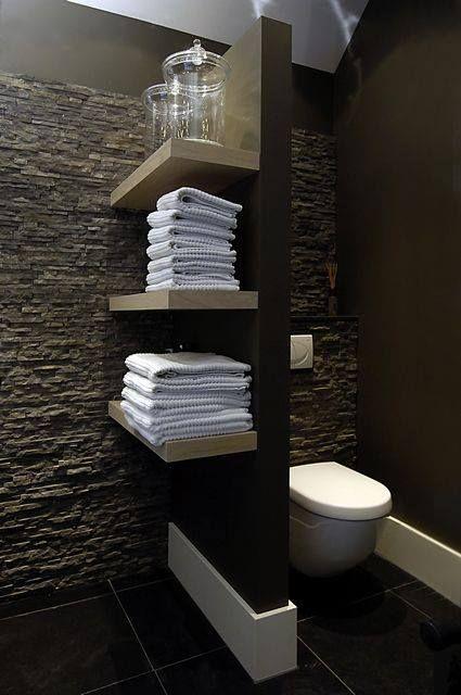 interieur wc. Black Bedroom Furniture Sets. Home Design Ideas