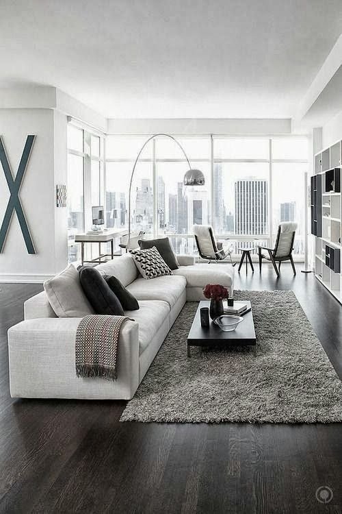 Slaapkamer Herinrichten Tips : Modern Living Room Interior Design