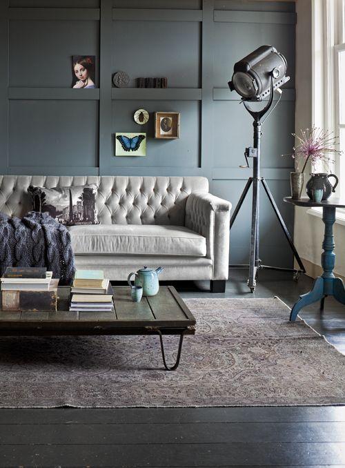Klassieke inrichting woonkamer - Interieur Insider