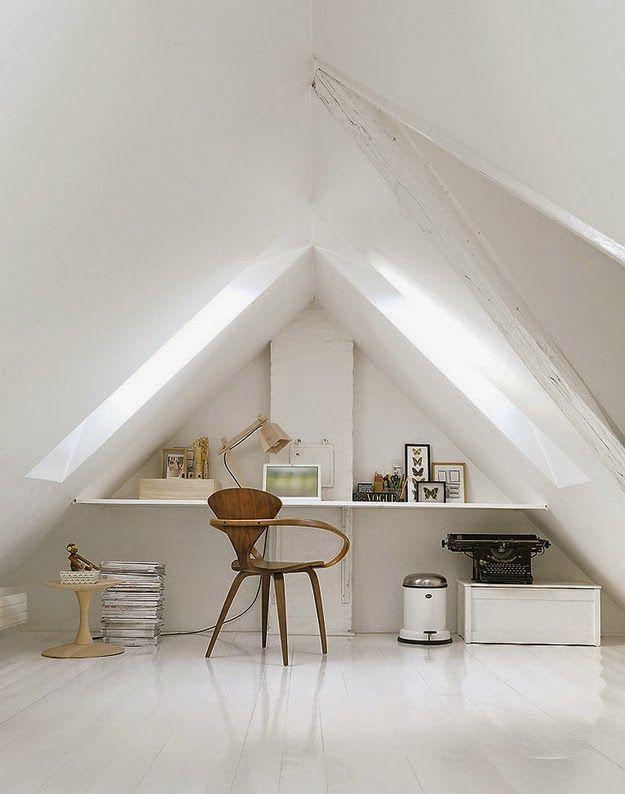 Inrichten zolder interieur insider for Slaapkamer op de zolderfotos