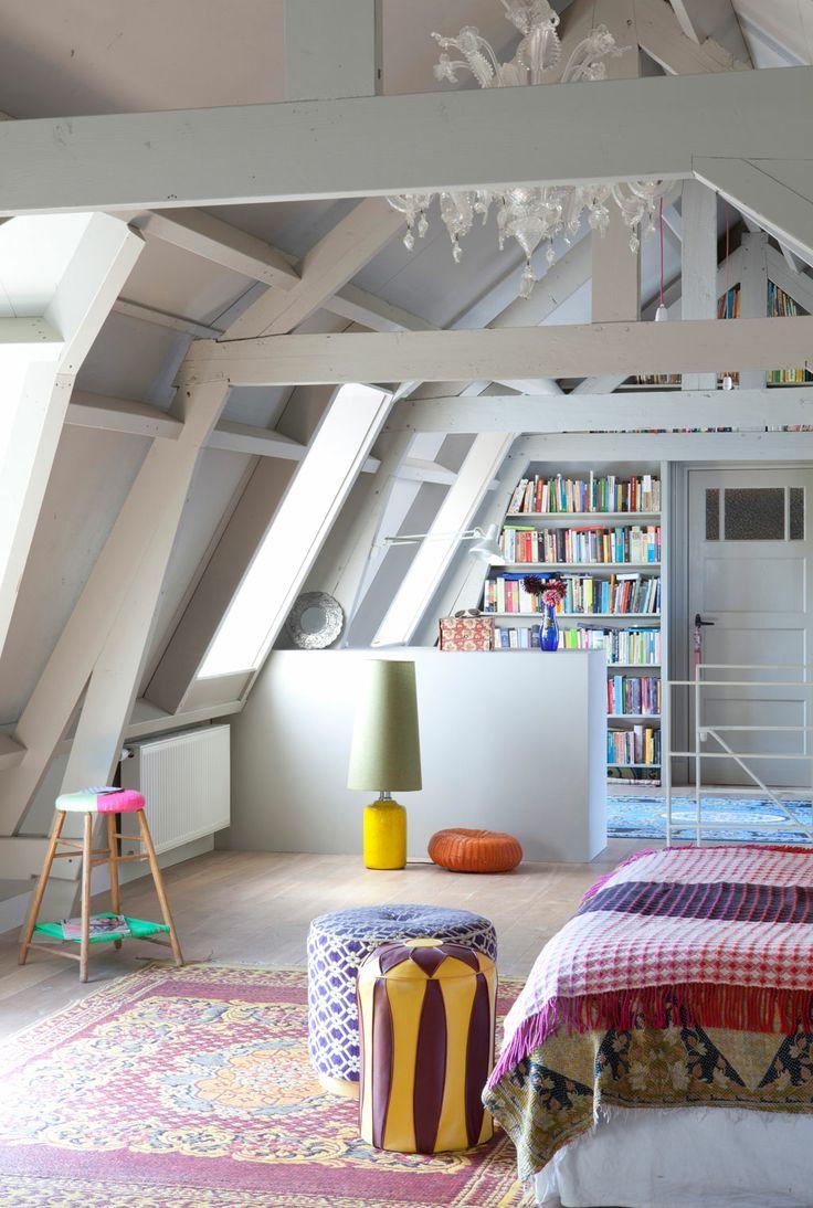 Inrichten zolder   interieur insider