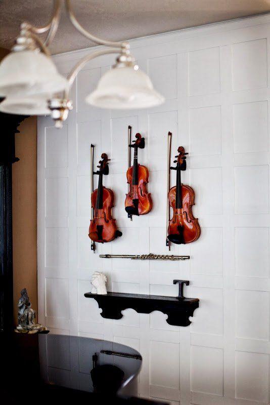 Plaatsing instrumenten in huis