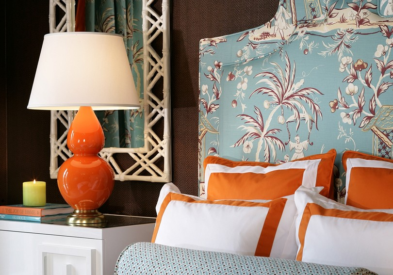 Bedroom Color Ideas Burnt Orange