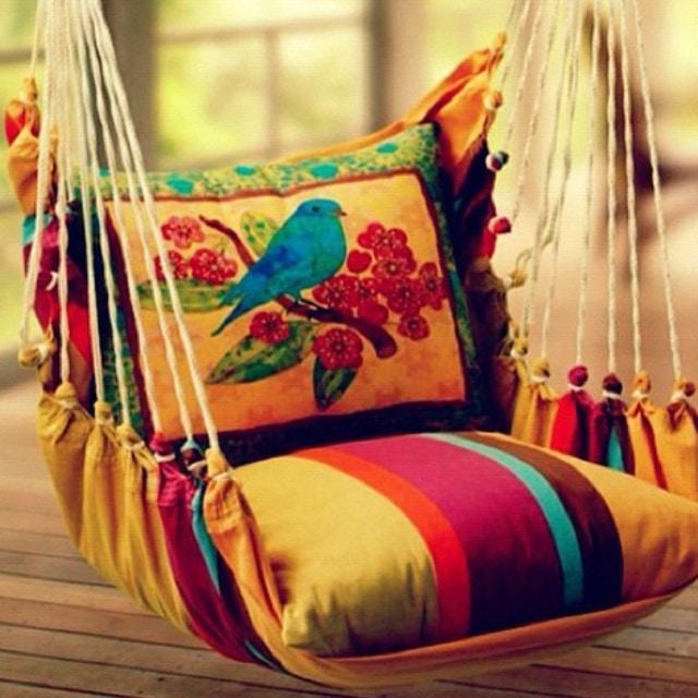 Hammock Swing stoel
