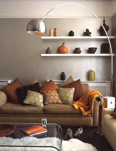 aardetinten interieur - interieur insider, Deco ideeën