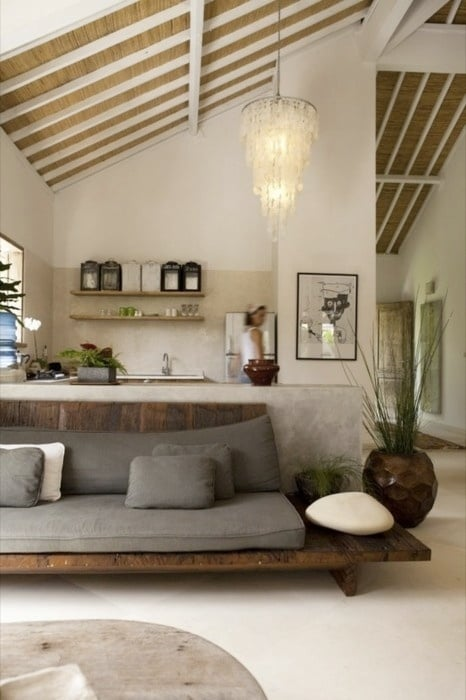 Aardetinten interieur for Interieur voorbeelden