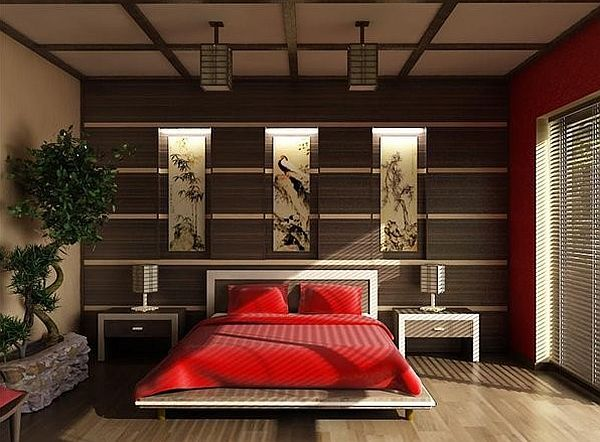 Zen Interieur Slaapkamer : Japanese Style Bedroom