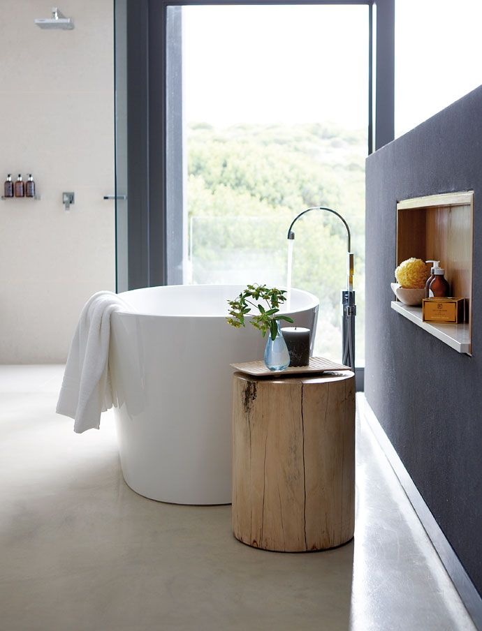 Ronde Badkuip Interiorinsider Nl