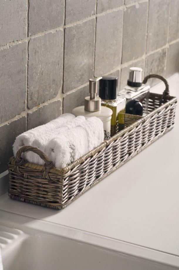Landelijke badkamer inspiratie