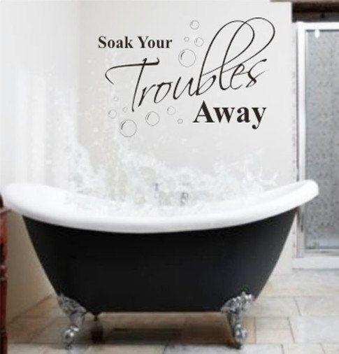 badkamer muursticker