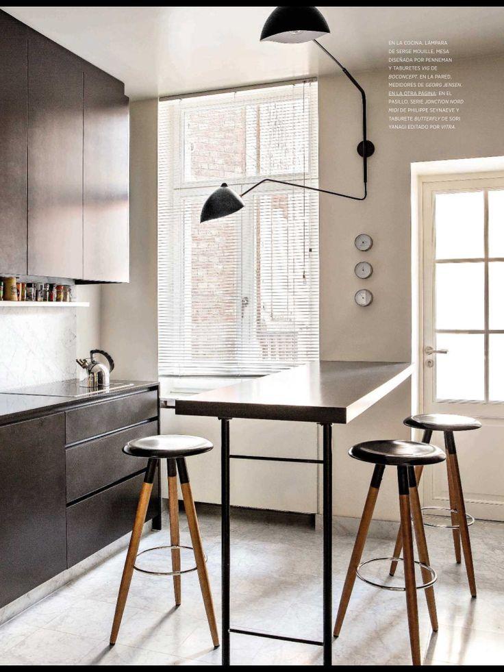 bar in keuken. Black Bedroom Furniture Sets. Home Design Ideas