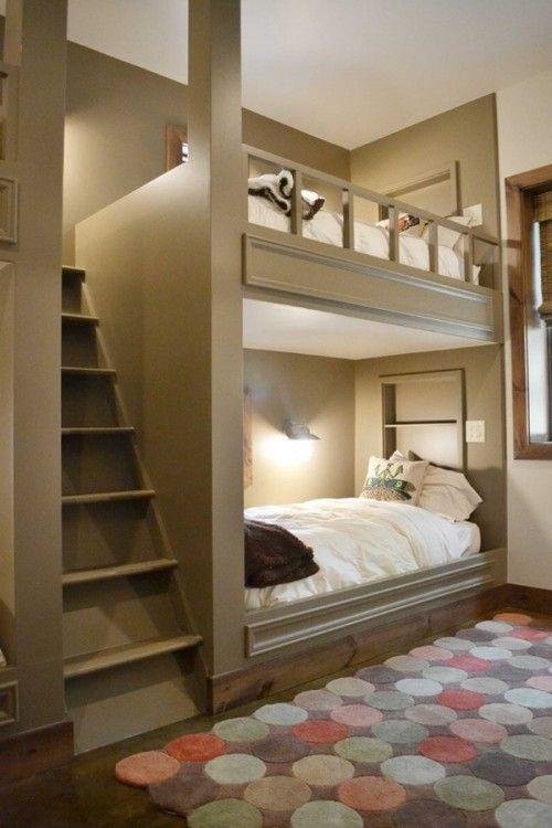 ingebouwd bed interiorinsider