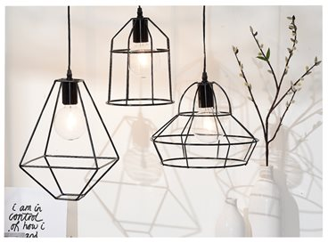 Budget woonacessoires for Lampen xenos